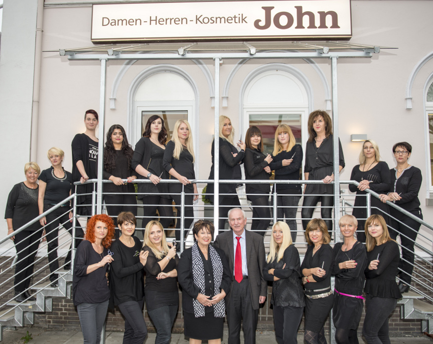 Salon John Celle - Team