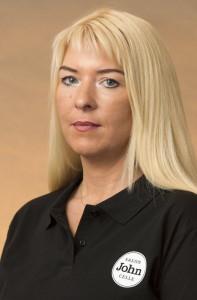 Jacqueline Jokuszies - Meisterin, Top Style Team, Ausbilderin