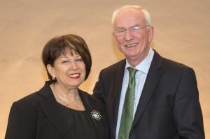 Ina und Werner John